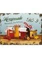 Nostalgic Art Homemade Marmalade Magnet 6X8cm Renkli